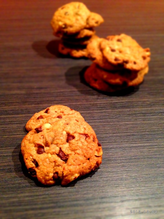 Chocolate chip cookey 1