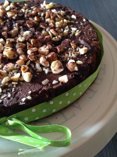 Torta Brownie 2