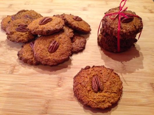 Biscotti Bacche di Goji e Noci Pecan