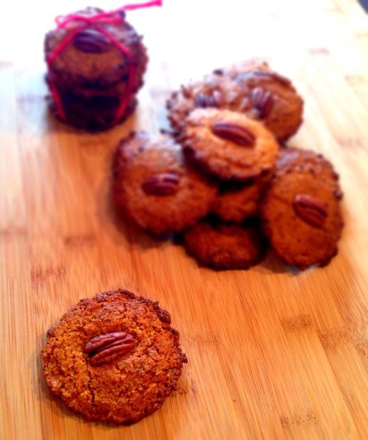 biscotti goji