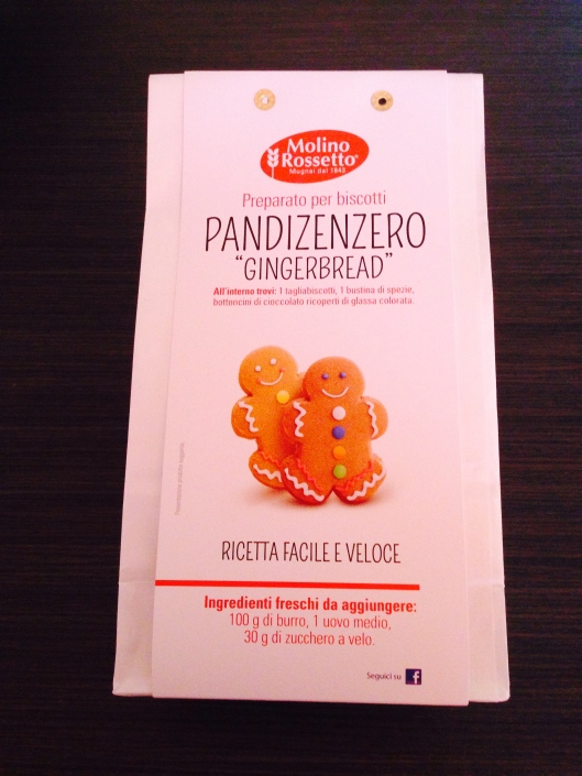 Preparato Pan di Zenzero