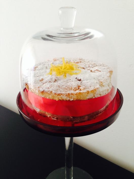 Torta Limone Polenghi