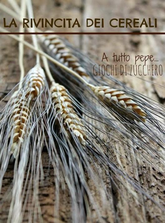 la rivincita dei cereali