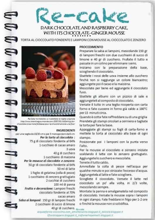 Re-Cake cioccolato